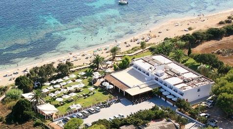 Gecko beach club auf formenterra bei ibiza hotel - Hotel gecko beach club formentera ...